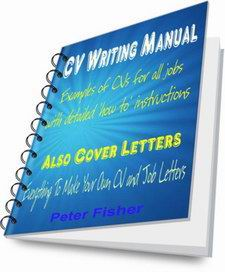 Click now for CV Writing + Cover Letters